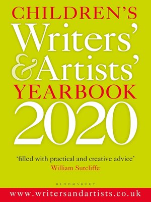 cover image of Children's Writers' & Artists' Yearbook 2020