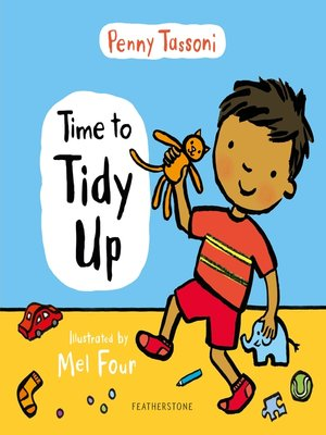 cover image of Time to Tidy Up