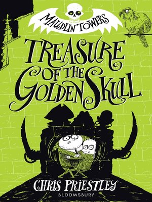cover image of Treasure of the Golden Skull