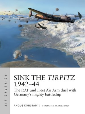 cover image of Sink the Tirpitz 1942–44