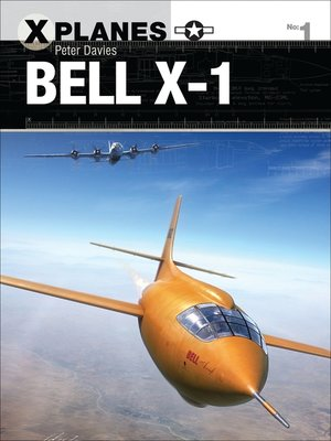 cover image of Bell X-1