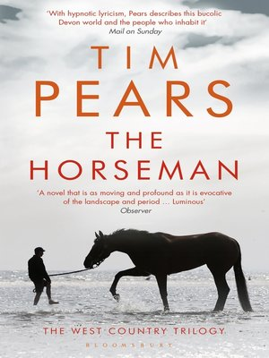 cover image of The Horseman