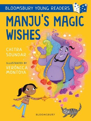 cover image of Manju's Magic Wishes