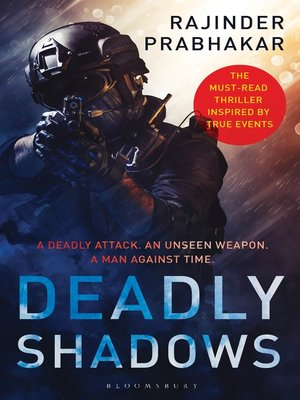 cover image of Deadly Shadows