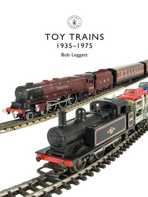 cover image of Toy Trains
