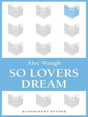 cover image of So Lovers Dream