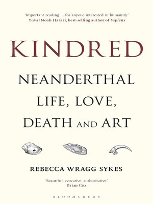 cover image of Kindred