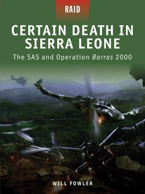 cover image of Certain Death in Sierra Leone