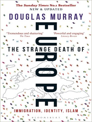 cover image of The Strange Death of Europe