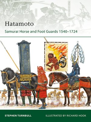 cover image of Hatamoto