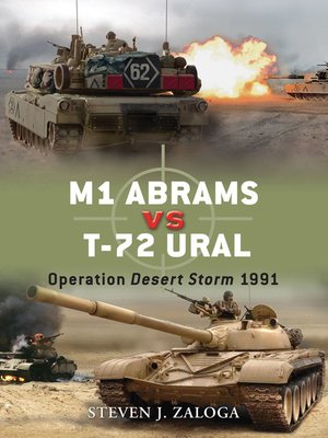 cover image of M1 Abrams vs T-72 Ural