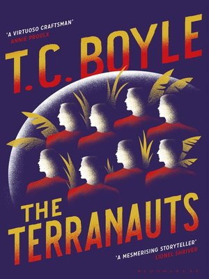 cover image of The Terranauts