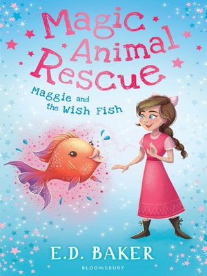cover image of Maggie and the Wish Fish
