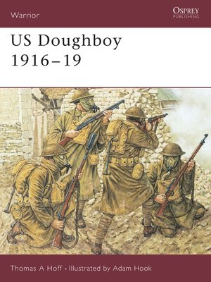 cover image of US Doughboy 1916–19