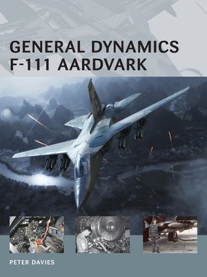 cover image of General Dynamics F-111 Aardvark