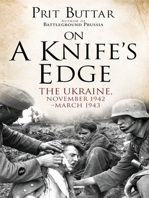 cover image of On a Knife's Edge