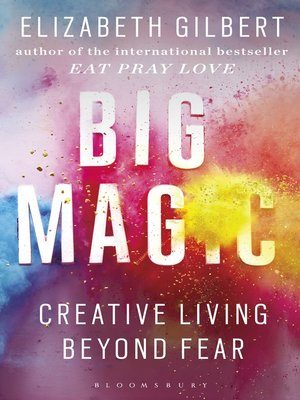 cover image of Big Magic