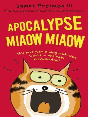 cover image of Apocalypse Miaow Miaow