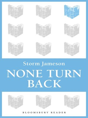 cover image of None Turn Back