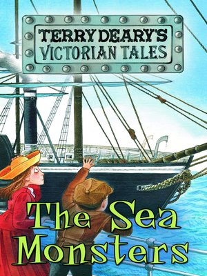cover image of The Sea Monsters