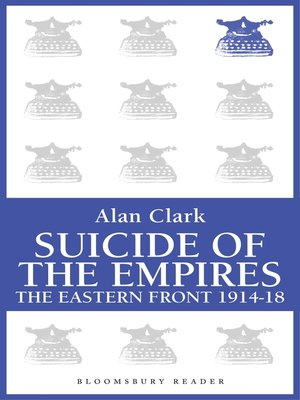 cover image of Suicide of the Empires