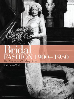 cover image of Bridal Fashion 1900-1950