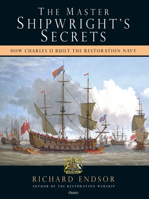cover image of The Master Shipwright's Secrets