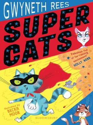 cover image of Super Cats