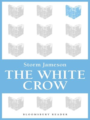 cover image of The White Crow
