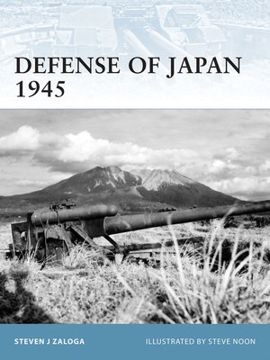 cover image of Defense of Japan 1945
