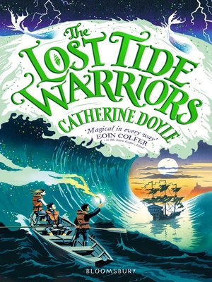 cover image of The Lost Tide Warriors