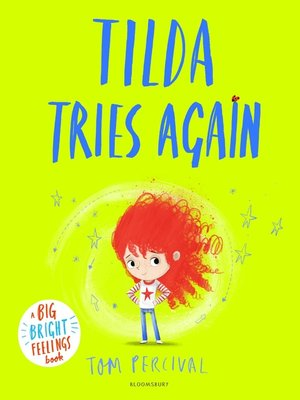 cover image of Tilda Tries Again