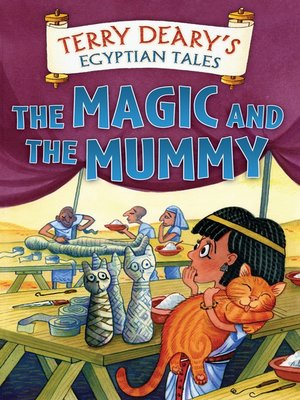 cover image of The Magic and the Mummy