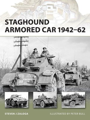 cover image of Staghound Armored Car 1942–62