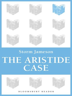 cover image of The Aristide Case