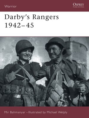 cover image of Darby's Rangers 1942–45