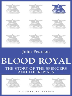 cover image of Blood Royal