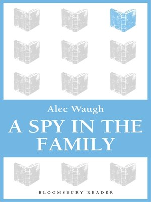 cover image of A Spy in the Family