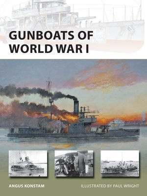 cover image of Gunboats of World War I
