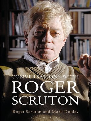 cover image of Conversations with Roger Scruton