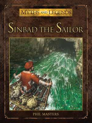 cover image of Sinbad the Sailor