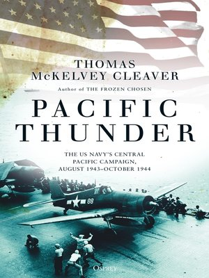 cover image of Pacific Thunder
