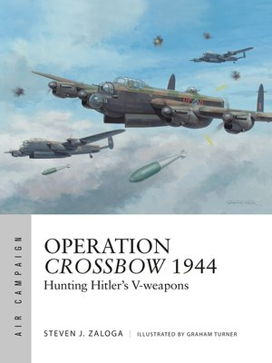 cover image of Operation Crossbow 1944