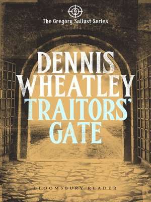 cover image of Traitors' Gate