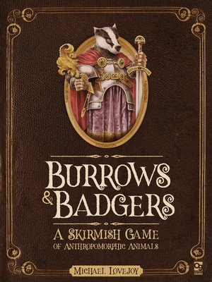 cover image of A Skirmish Game of Anthropomorphic Animals