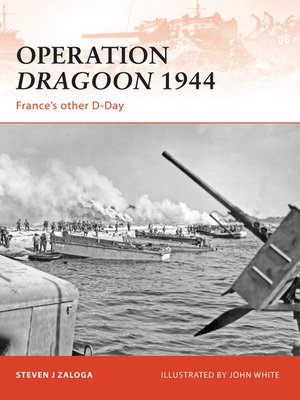 cover image of Operation Dragoon 1944
