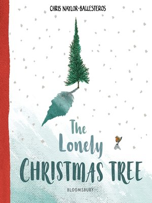 cover image of The Lonely Christmas Tree