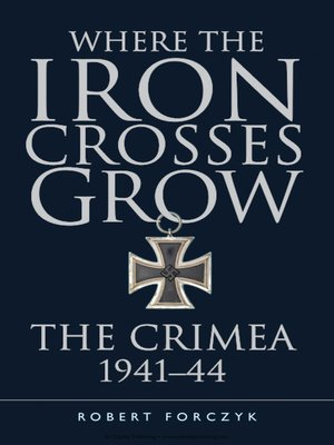 cover image of Where the Iron Crosses Grow