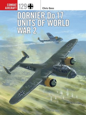 cover image of Dornier Do 17 Units of World War 2
