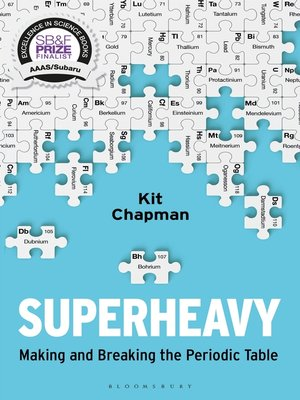 cover image of Superheavy